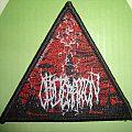 Obliteration - Patch - black death horizon