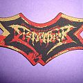Dismember - Patch - Logo