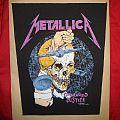 Metallica - Patch - METALLICA  backpatch - Damage Justice