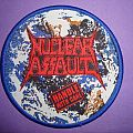 Nuclear Assault  / Handle With Care - Patch - Nuclear assault  / Handle with care