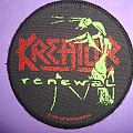 Poison - Patch - KREATOR  / Renewal