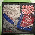 Morbid Angel - Patch - Covenat