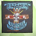 Testament - Patch - disciples of the watch