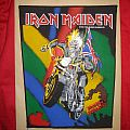 IRON MAIDEN back patch -  Infinite Dreams