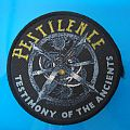 Pestilence - Patch - Testimony of the ancients