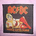 AC/DC - Patch - Whola lotta rosie