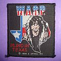 Deep Purple - Patch - WASP  / Blind in texas
