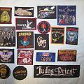 Metallica - Patch - Metallica, Judas Priest, Iron Maiden, Motörhead, Dismember