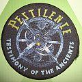 Pestilence - Patch - Testimony of the ancients