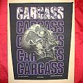 Carcass - Patch - CARCASS back patch