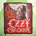 Ozzy Osbourne - Patch - Bark at the moon