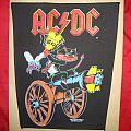 AC/DC - Patch - AC DC  back patch