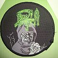 Death - Patch - leprosy
