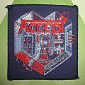 Accept - Patch - Metal heart