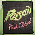 Poison - Patch - Flesh and blood