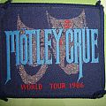 Mötley Crüe - Patch - theatre  of pain