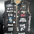 Battle Jacket - Blackmetal - Deathmetal - Grind - Crust vest
