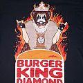 King Diamond - TShirt or Longsleeve - Burger King Diamond