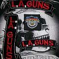 L.A. Guns - Other Collectable - LA GUNS patches