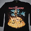 Iron Maiden - TShirt or Longsleeve - Iron Maiden Holy Smokers longsleeve