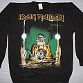 Iron Maiden - TShirt or Longsleeve - Iron Maiden Carnaby Prophecy-Crystal Ball sweatshirt