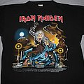 Iron Maiden - TShirt or Longsleeve - Iron Maiden UK Tour 1990 No Prayer on the Road w/Newport WAL