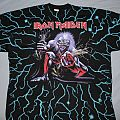 Iron Maiden - TShirt or Longsleeve - Iron Maiden A Real Live One allover
