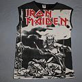 Iron Maiden - TShirt or Longsleeve - Iron Maiden Sanctuary muscle shirt