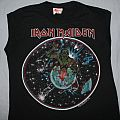 Iron Maiden - TShirt or Longsleeve - Iron Maiden Canada 83 - World Piece Tour muscle shirt
