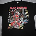 Iron Maiden - TShirt or Longsleeve - Iron Maiden Somewhere in Time