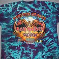 Iron Maiden - TShirt or Longsleeve - Iron Maiden Donnington 92 Tie-dye