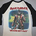 Iron Maiden - TShirt or Longsleeve - Iron Maiden UK Stranger in a Strange Land jersey