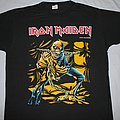 Iron Maiden - TShirt or Longsleeve - Iron Maiden Piece of Mind 1-sided