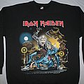 Iron Maiden - TShirt or Longsleeve - Iron Maiden Europe 1990 No Prayer on the Road w/Vienna sweatshirt
