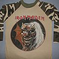 Iron Maiden - TShirt or Longsleeve - Iron Maiden The Beast Strikes the Networks
