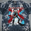 Iron Maiden - TShirt or Longsleeve - Iron Maiden Maiden Japan tie-dye