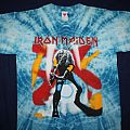 Iron Maiden - TShirt or Longsleeve - Iron Maiden Maiden Japan tie-dye blue