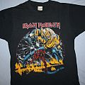 Iron Maiden - TShirt or Longsleeve - Iron Maiden US Number of the Beast 1-sided black T