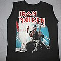 Iron Maiden - TShirt or Longsleeve - Iron Maiden French 2 mins muscle shirt