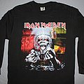 Iron Maiden - TShirt or Longsleeve - Iron Maiden A Real Dead One longsleeve