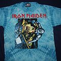 Iron Maiden - TShirt or Longsleeve - Iron Maiden No Prayer for the Dying tie-dye