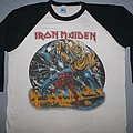 Iron Maiden - TShirt or Longsleeve - Iron Maiden US Number of the Beast 1-sided jersey