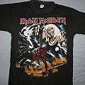 Iron Maiden Number of the Beast FC print TShirt or Longsleeve