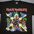 Iron Maiden - TShirt or Longsleeve - Iron Maiden US Tailgunner blue sky