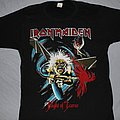 Iron Maiden - TShirt or Longsleeve - Iron Maiden Flight Of Icarus UK Tour