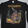 Iron Maiden - TShirt or Longsleeve - Iron Maiden Somewhere in Time sweatshirt