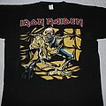 Iron Maiden - TShirt or Longsleeve - Iron Maiden Piece Of Mind