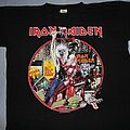 Iron Maiden - TShirt or Longsleeve - Iron Maiden Bol D'or 1991 Daughter