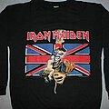 Iron Maiden - TShirt or Longsleeve - Iron Maiden Eddie Rules OK black sweatshirt