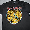Iron Maiden - TShirt or Longsleeve - Iron Maiden Piece Of Mind Hegewisch Records promo